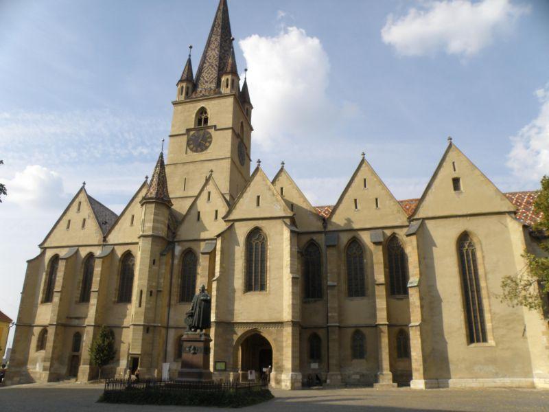 Biserica Evanghelică din Sibiu