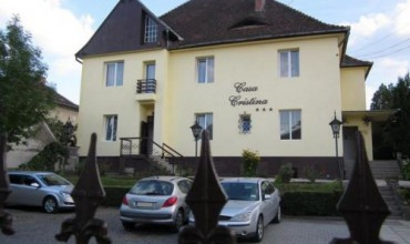 Panzió Casa Cristina Sibiu