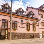 Panzió Hermannstadt Sibiu