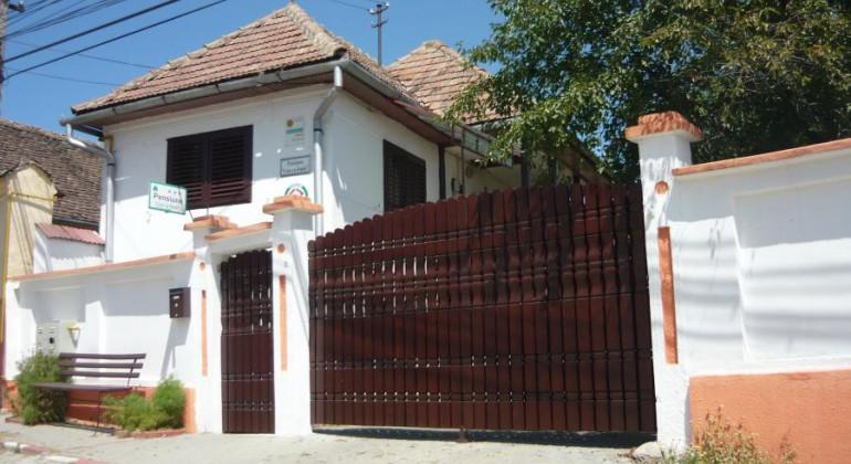 Sibiu Umgebung Pensiunea Casa cu Livada Saliste