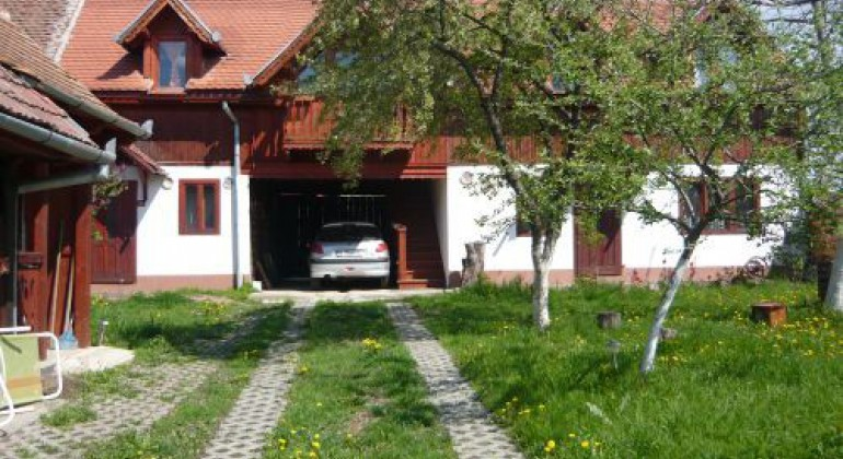 Nagyszeben Kornyeke Pensiunea Casa cu Livada Saliste