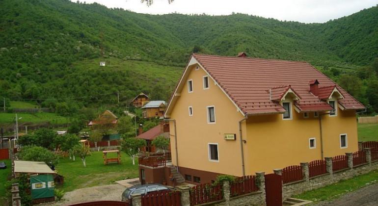 Nagyszeben Kornyeke Pensiunea Casa Lucas Sibiu