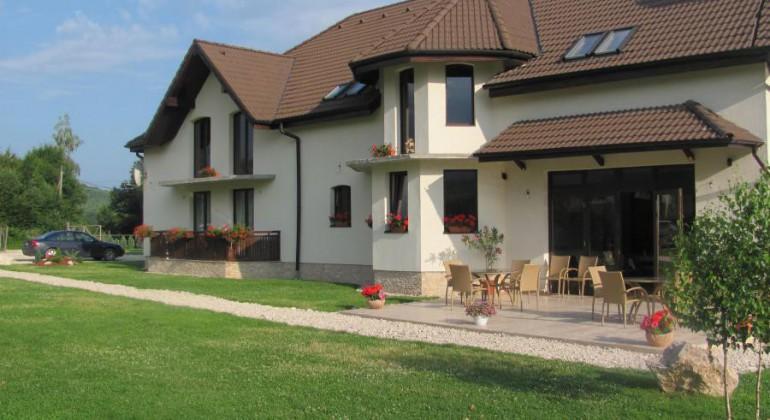 Sibiu Surroundings Pensiunea Ghiocelul Sibiu