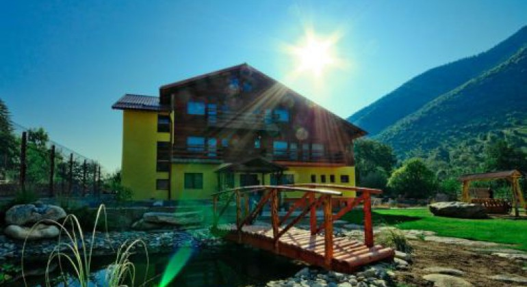 Sibiu Surroundings Pensiunea Lacul de Argint Gura Raului
