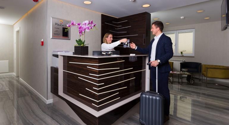 Hotel Plaza 35 Sibiu
