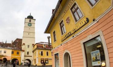 Villák Weidner Sibiu
